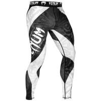 Компрессионные штаны venum amazonia 5.0 spats - black