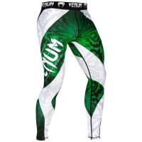 Компрессионные штаны venum amazonia 5.0 spats - green