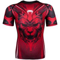 Рашгард venum bloody roar short sleeves red