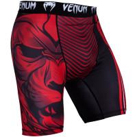 Компрессионные шорты venum bloody roar red