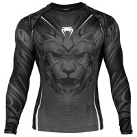 Рашгард venum bloody roar long sleeves black