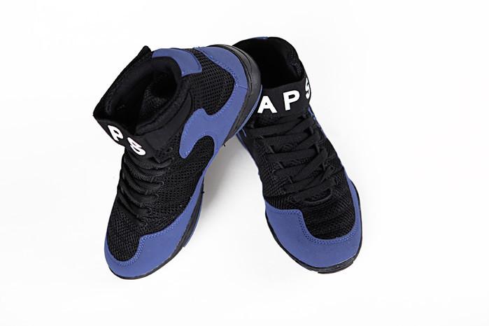 Борцовки aps coolflex синий
