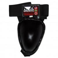 Защита паха bad boy pro series steel cup (black)