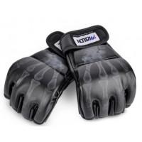 Перчатки для mma zooboo boones black