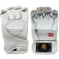 Перчатки для mma zooboo claw white