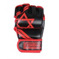 Перчатки для mma zooboo red