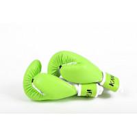 Боксерские перчатки kangrui kids yellow