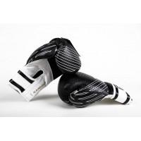 Боксерские перчатки kangrui black kb334