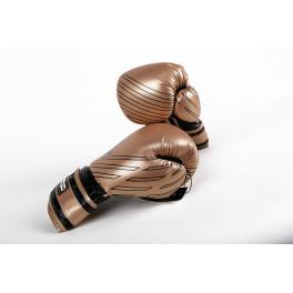 Боксерские перчатки kangrui gold kb334