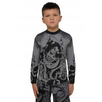 Рашгард berserk samuray kids grey