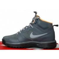 Мужские демисезонные ботинки nike dual fusion hills mid leather 695784-001