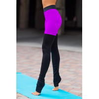 Леггинсы Yoga Tender Violet designed for fitness