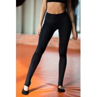 Леггинсы Yoga Tender Total Black designed for fitness