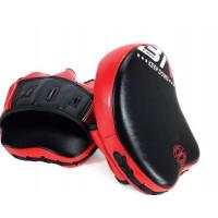 Лапы bn boxing pads красные