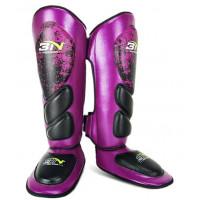 Защита ног bn microfiber fight purple