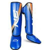 Защита ног kids bn fight - blue