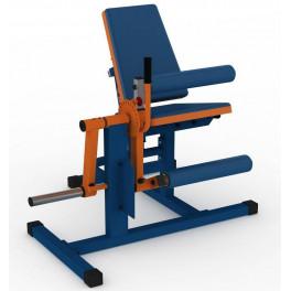 Тренажер armafort сгибание разгибание ног сидя