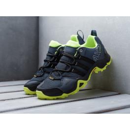 Мужские кроссовки adidas ax2 gore-tex green 9572