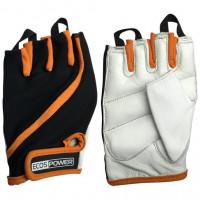Перчатки для фитнеса женские еcos power оранжевые 2311