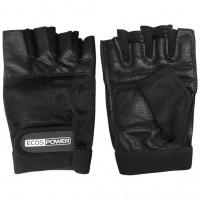 Перчатки для фитнеса ecos power black 5103