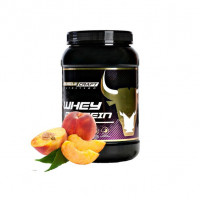 Протеин от musclecraft whey protein (персик)