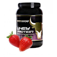 Протеин от musclecraft whey protein (клубника)