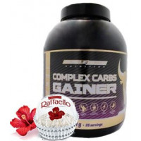Гейнер от musclecraft complex carbs gainer (рафаэлло)