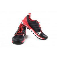 Кроссовки для трейлраннинга Adidas Terrex Boost Black Red