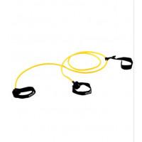 Эспандер лыжника-пловца starfit ES-901 2 кг, желтый