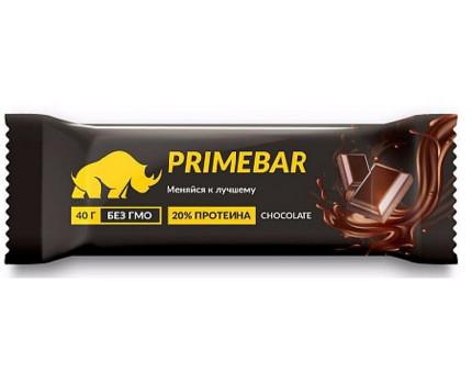 Батончик primebar шоколад prime craft