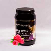 Протеин от musclecraft whey protein (малина)