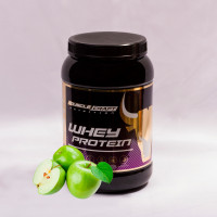 Протеин от musclecraft whey protein (яблоко)