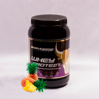 Протеин от musclecraft whey protein (ананас)