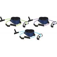 Эспандер для постановки удара absolutechampion 6кг фиолетовый