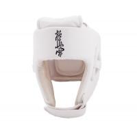 Шлем bfs модель - kyokushinkai открытый белый
