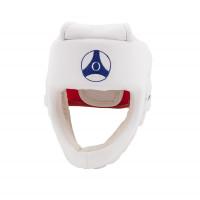 Шлем bfs модель - kyokushinkan белый