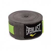 Бинты everlast breathable 4,55 м серые