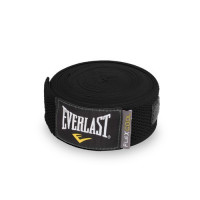 Бинты everlast breathable 4,55 м черные