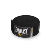Бинты everlast breathable 4,55 м черные