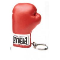 Брелок для ключей everlast mini boxing glove красный