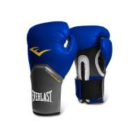 Перчатки тренировочные everlast pro style elite синии