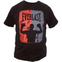 Футболка everlast boxer черная