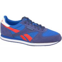 Мужские кроссовки для повседневной носки reebok royal jogger mesh blue