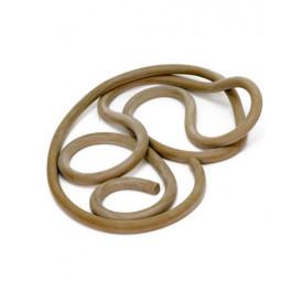 Эспандер силовой шнур резиновый 5 м 15кг