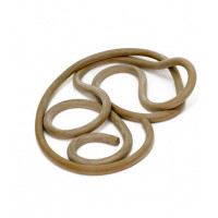 Эспандер силовой шнур резиновый 3 м 15кг