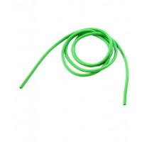 Эспандер силовой starfit es-608 резиновая трубка 6-8 кг зеленый