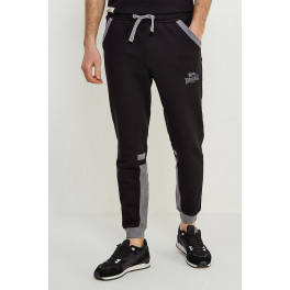Брюки lonsdale black grey