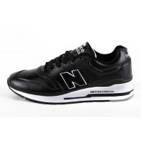 Мужские кроссовки для повседневной носки new balance 997 black