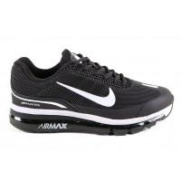 Мужские кроссовки nike air max 360 black