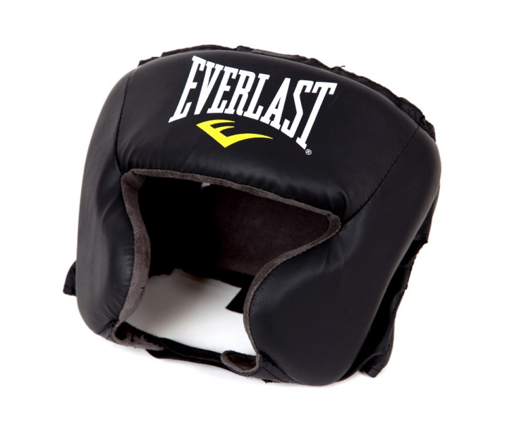 Шлем боксерский everlast durahide